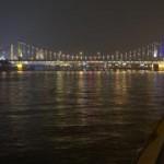 Ремонт Крымского моста в Москве
