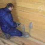 Как можно утеплить дом из бруса