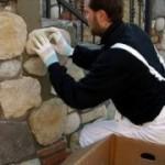 Как уложить декоративный камень