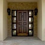 Стальная входная дверь в квартиру
