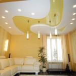 Преимущества навесных потолочных систем