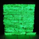 Технология покраски декоративного камня