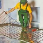 Как правильно утеплить бетонный пол?