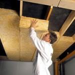 Как утеплить потолок частного дома?