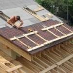 Как отремонтировать крышу из шифера