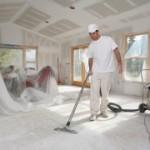 Послеремонтная уборка помещения