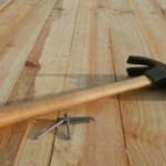 Частичный ремонт деревянного пола