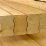 Клееный брус – основа экологически чистого дома