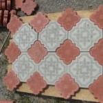 Технология укладки «живой» плитки