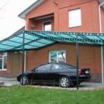 Подбираем поликарбонат для крыши