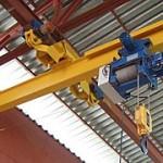 Тельферы и их применение в складских помещениях