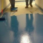 Какую краску выбрать для бетонного пола?
