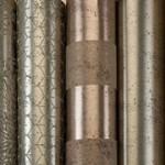 Особенности металлизированных обоев