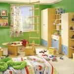 Какие материалы выбрать для детской