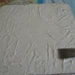 Несколько слов о полимерной шпатлевке