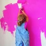 Отделываем стены резиновой краской