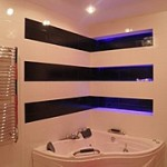Как выглядит ремонт ванной комнаты?
