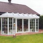 Как построить легкую летнюю веранду