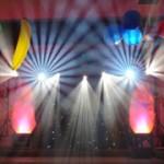 Характеристика светового оборудования