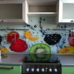 Фальш панель для кухни и ее применение