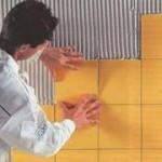 Как правильно фуговать щели плитки