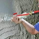 Техника оштукатуривания стен