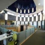 Капитальный ремонт офисных помещений с натяжными потолками