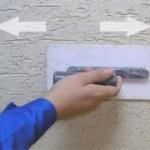 Как наносить декоративную штукатурку