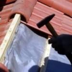 Как починить протекающую крышу