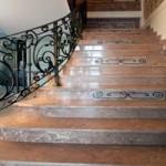 Преимущества гранитных лестниц