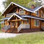 Деревянные дома и их различия