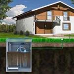 Автономная канализация на даче и коттедже