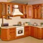 Монтаж и установка кухонных шкафов
