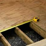 Как установить деревянный пол