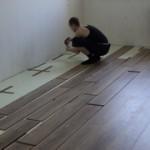 Как стелить ламинат в квартире