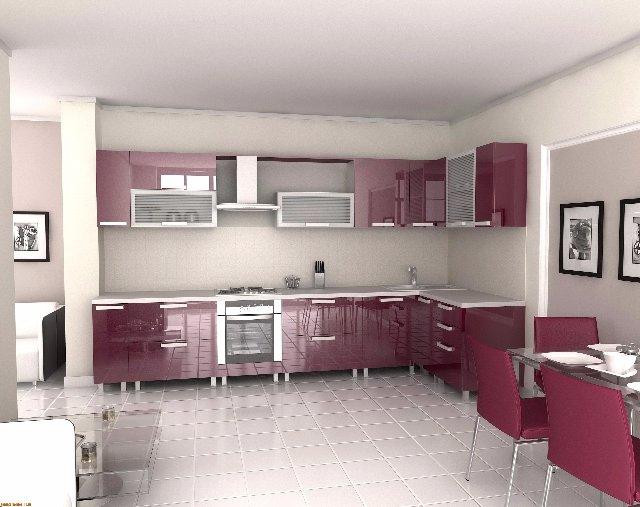 Применение кафеля в интерьере кухни