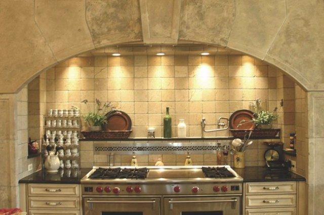 Дизайн функциональной небольшой кухни