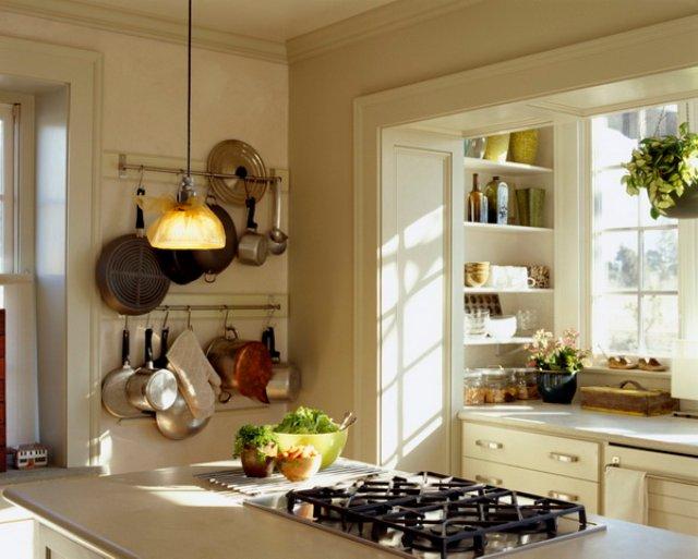 Использование керамики в интерьере кухни