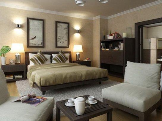 Создадим уют в спальной комнате