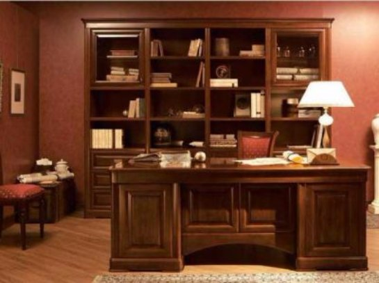 Обустраиваем кабинет в доме
