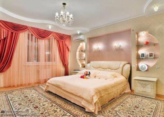 Делаем спальню романтичной