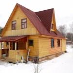 Как подготовить дачный домик к зиме?