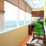 Об остеклении и утеплении балконов