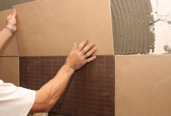 Методика укладки керамической плитки