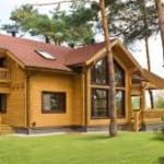 Деревянные дома: особенности выбора стиля