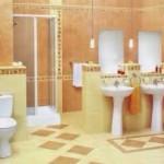 Главные положительные качества при отделке помещения керамической плиткой