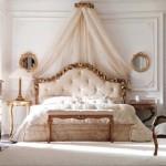 Итальянский стиль в спальни