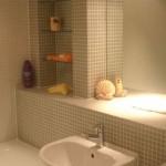 Подготовка стен ванной для облицовки новым материалом