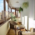 Уютный и красивый балкон своими руками