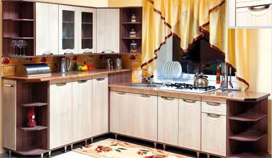 Какие цвета подходят для кухни